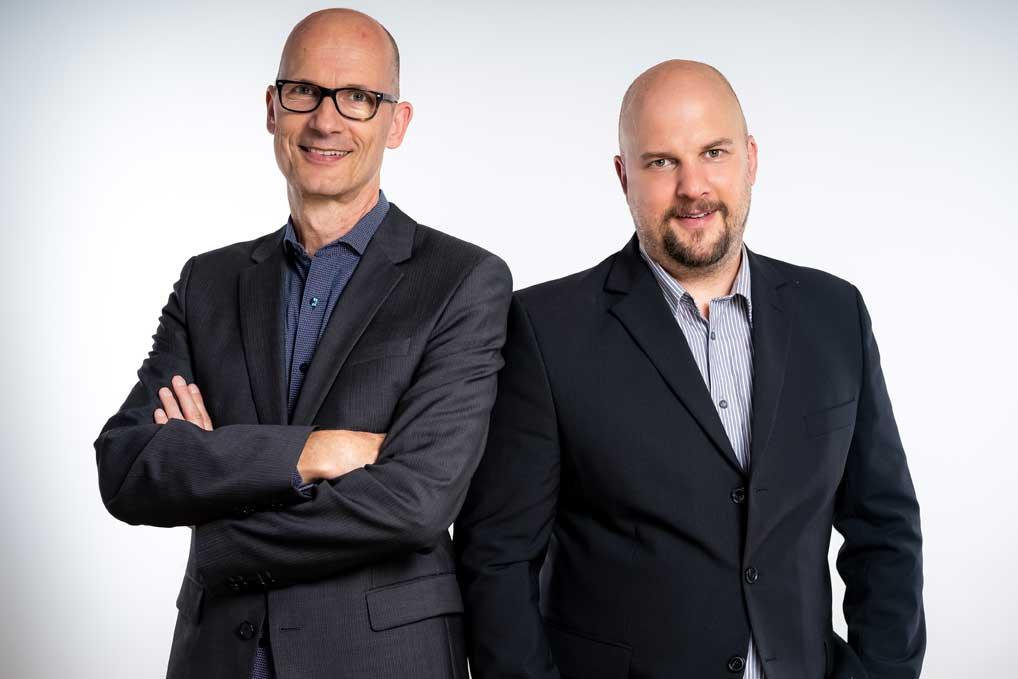 Sven und Uwe Günzel