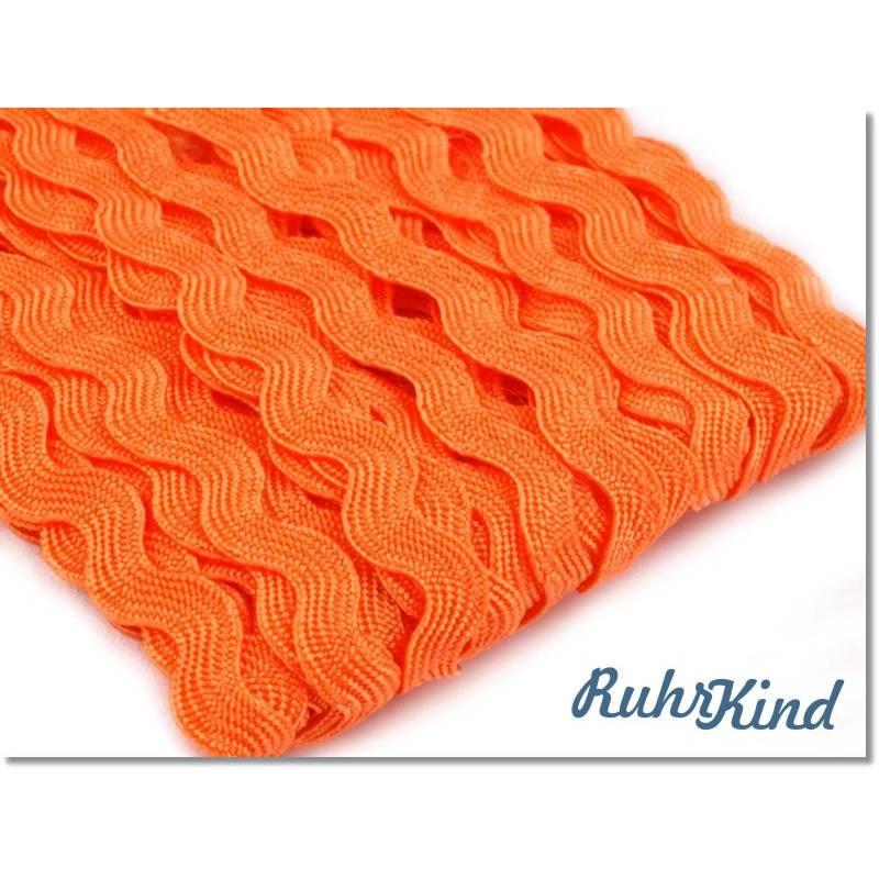 Zackenlitze Orange Bild 1