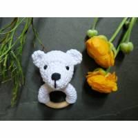 Eisbär - Rassel & Beißring Bild 1