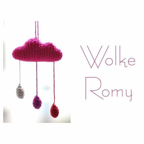 Mobile - Wolke Carl und Romy
