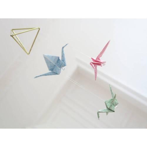 Mobile - Kranich Origami
