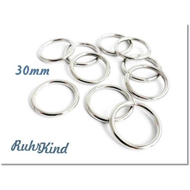 10 x O-Ring 30mm Bild 1