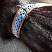 Hundehalsband mit Flechtung (HH 16) Bild 6