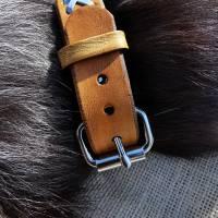 Hundehalsband mit Flechtung (HH 16) Bild 7