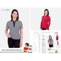 """Schnittmuster """"Leslie"""" Poloshirt & Kleid Bild 1"""