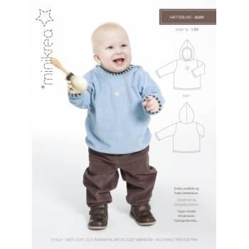 Papierschnittmuster minikrea- 20201 Sweatshirt Bild 1