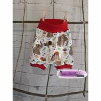 Kurze Hose Gr. 50/56 Marley Mammut Baby Bild 1
