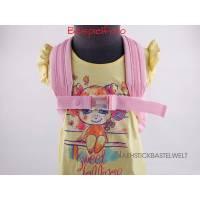 Brustgurt für (Kinder-) Rucksack Farbwahl aus 26 Farben (BG1) Bild 1