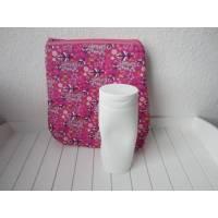 Shampootasche - Kosmetiktasche - rosa pink Bild 1