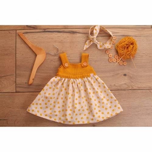 Mädchen Hängerchen Sommerkleid für Baby und Kind in der Größe 50-116