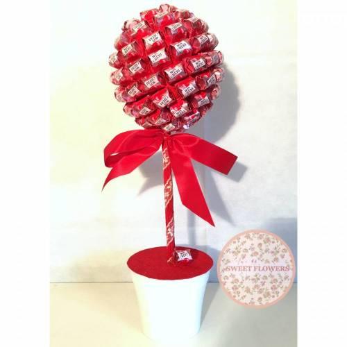 Mon Cheri Pralinen Baum mit 60 Stück Größe 2 Geschenk Geburtstag Muttertag Valentinstag