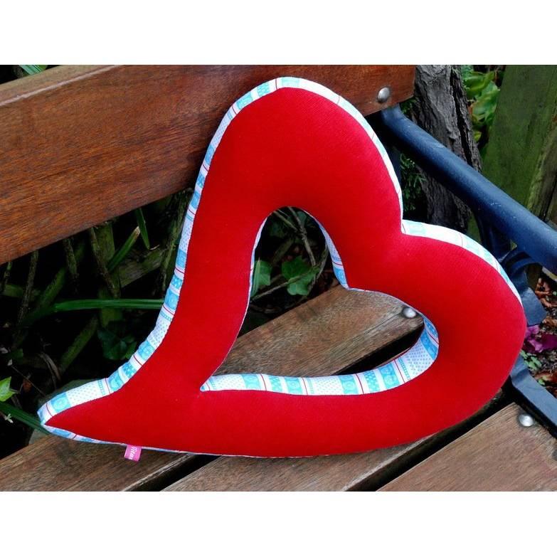 Kissen Herz Bild 1