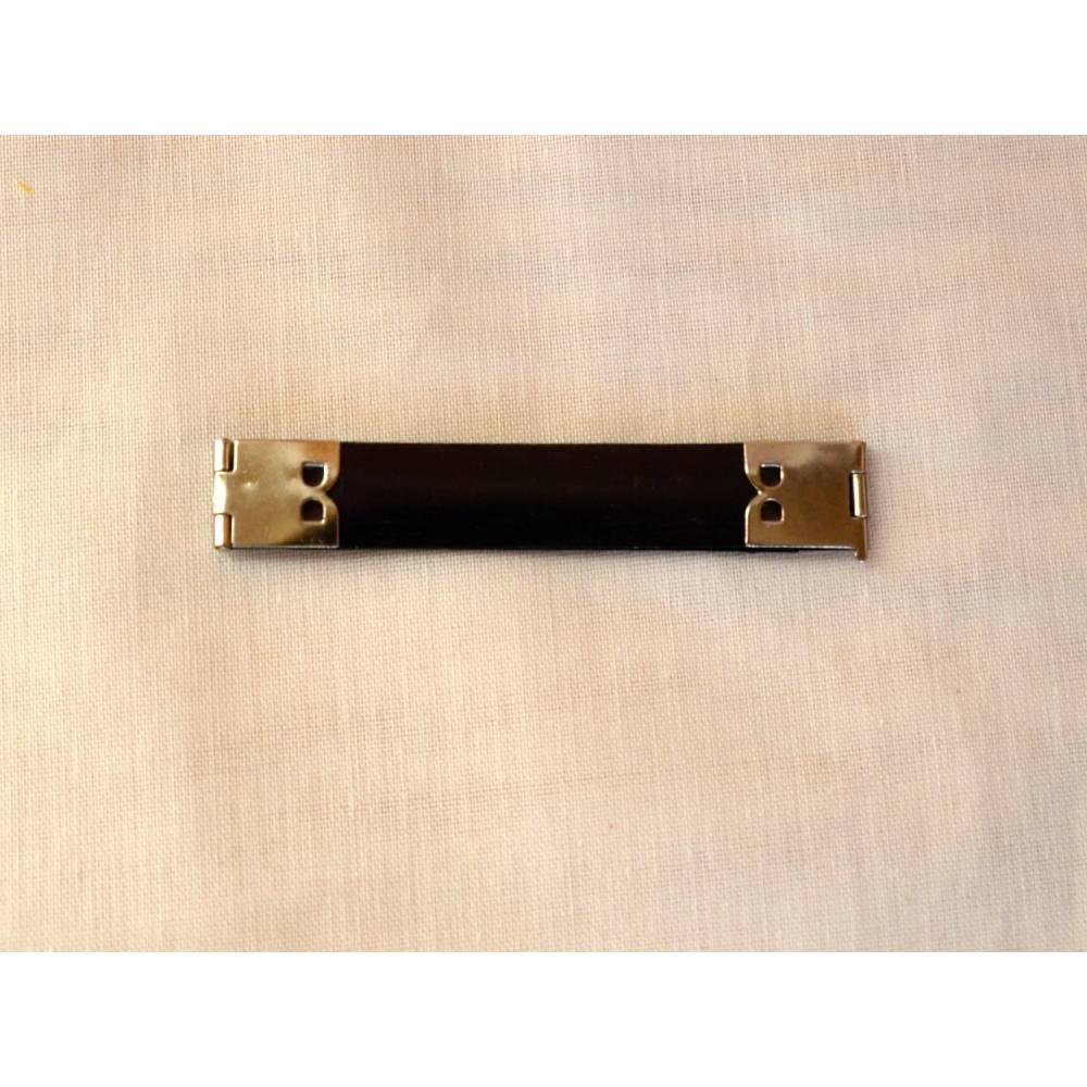 3 x Federverschluss Schnappverschluss 8,5cm Bild 1