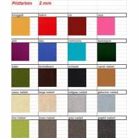 Buchhülle Kalenderumschlag Wollfilz bestickt KRONE Schutzumschlag personalisierbar Bild 3