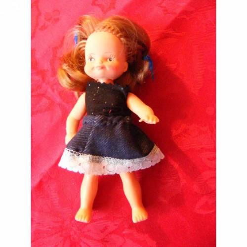 Alte kleine Puppe von ARI Nr 3395 ca 15 cm