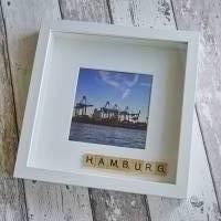 """Foto, Collage,  """"Hafenkräne"""" aus der Manufaktur Karla Bild 1"""