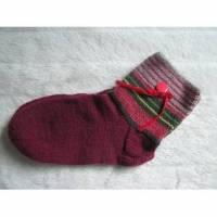 Socken Gr. 37 - reine Handarbeit Bild 1