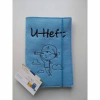 U-Heft/Vorsorgeheft Hülle  Bild 1