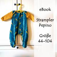 eBook Strampler Pepino Gr. 44-104 Bild 1