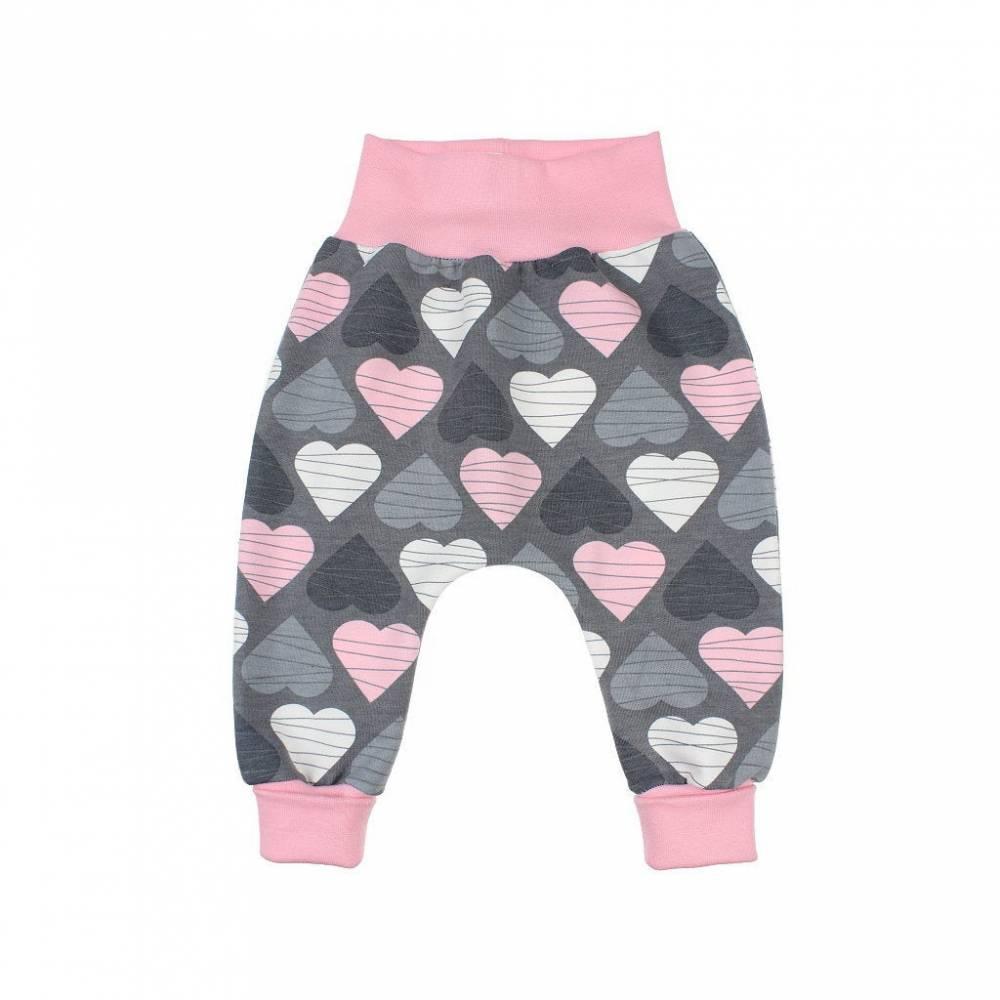 Babypants - Kinderpants *Herzen* Bild 1