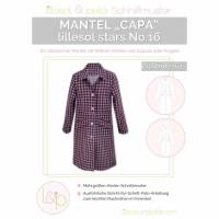 "Lillesol Stars No.16 Mantel ""Capa"" Bild 1"