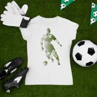 Plotterdatei Fußball, Fußballspieler, Silhouetten, 5 Designs Bild 7