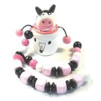 Zahndose mit Namen Milchzahndose Kuh Bild 1