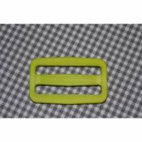 Schieber Gurtversteller 50 mm lime Bild 1