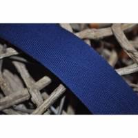Köperband dunkelblau 3cm Bild 1