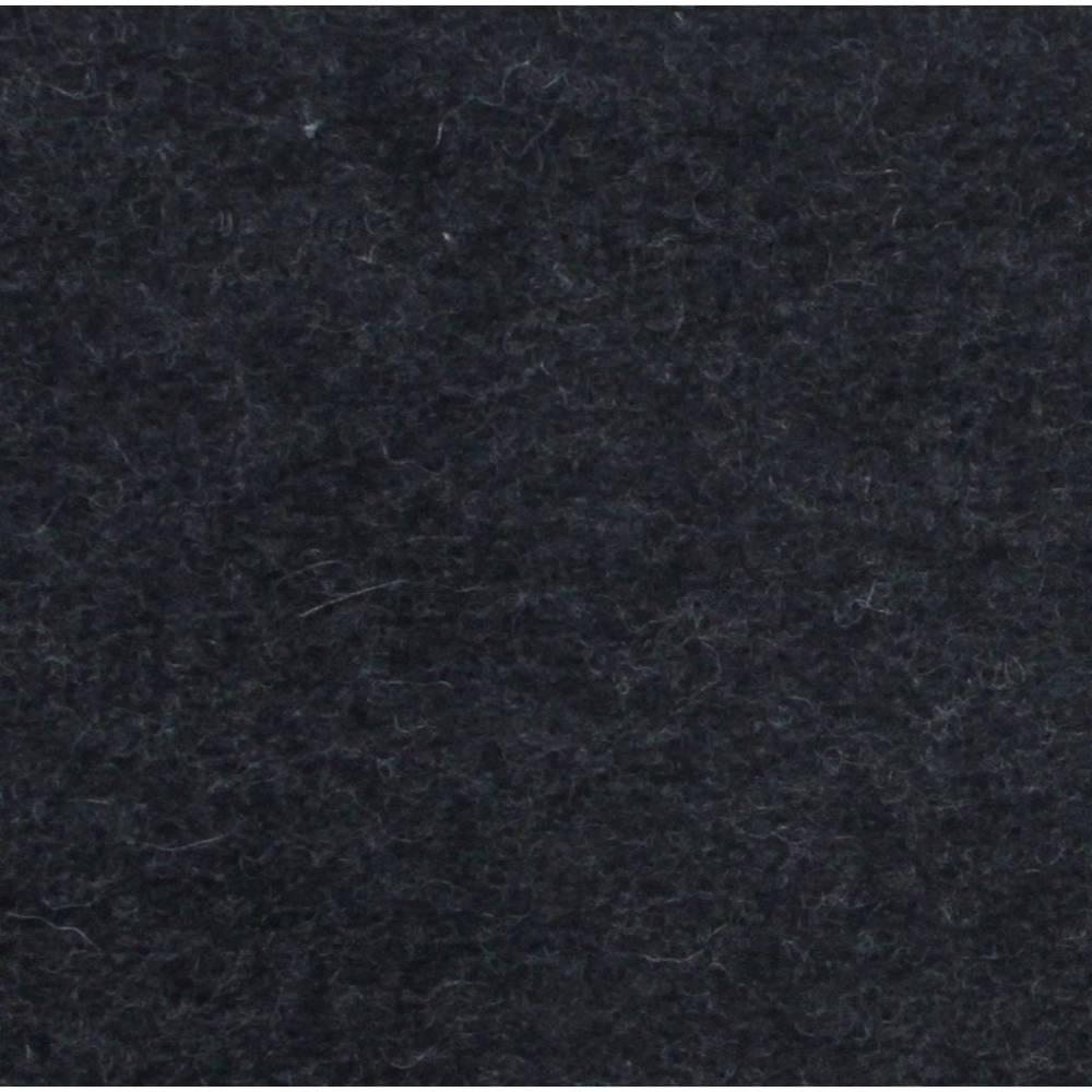 19,92Euro/mTaschen / Wollfilz, anthrazit meliert Bild 1