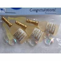 Dress it up Buttons       Gratulation        (1 Pck.)    Congratulations