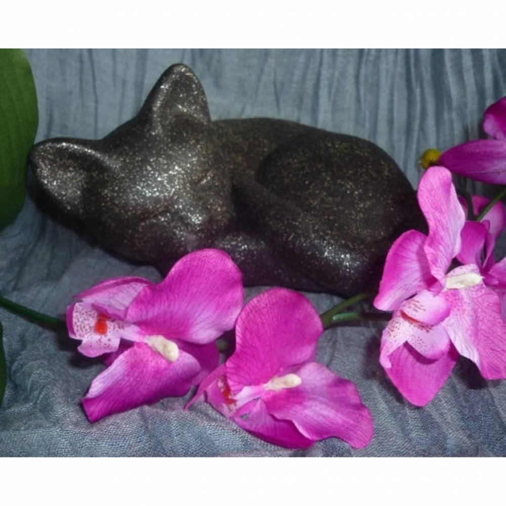 Urne für Katzen oder Hunde, Andenken,Kleintier,Tierurne, für Katzen Bild 1