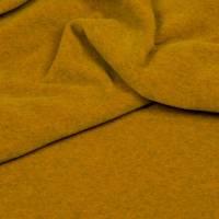 0,50m - hochwertiger Fleece von Hilco senfgelb Bild 1