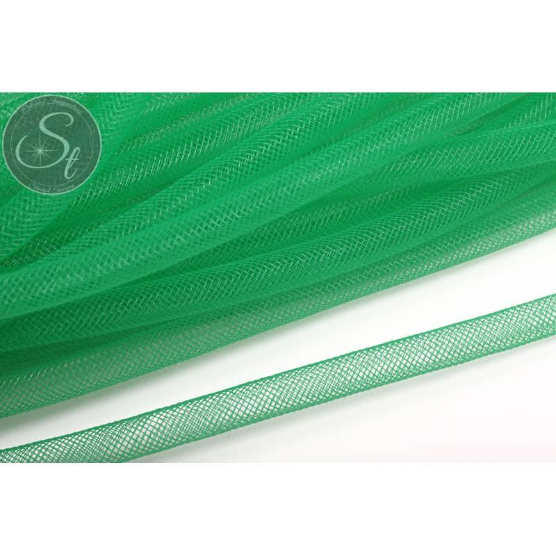 3 Meter grüner Netzschlauch 8mm Bild 1