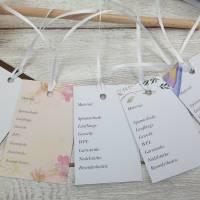 Handspindel-Set mit naturfarbiger Wolle, Anfänger-Set zum Spinnen, Anfängerspindel mit Wolle, Mini-Kammzüge mit Handspindel Bild 5