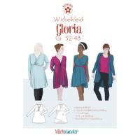 Papierschnittmuster Gloria von Milchmonster  Bild 1