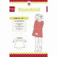Papierschnittmuster Kinderkleid von Klimperklein Bild 1