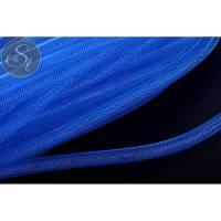 0,5 Meter blauer Netzschlauch 8mm Bild 1