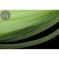 0,5 Meter hellgrüner Netzschlauch 8mm Bild 1