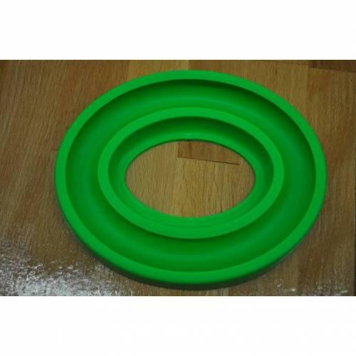 Spulenring für 28 Unterfaden Spule grün