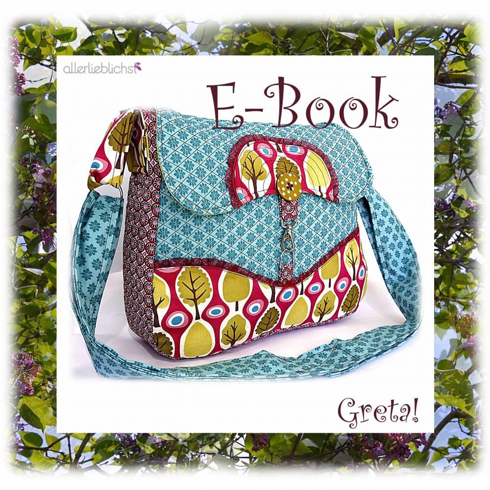 """Ebook Tasche """"Greta""""! Bild 1"""