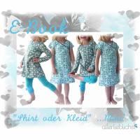 "Ebook ""Shirt oder Kleid Mini"""