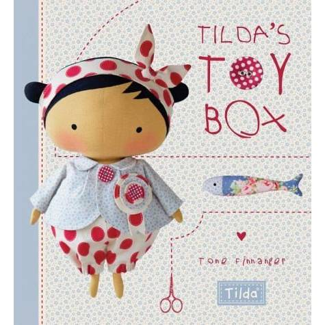 Tildas toy box Bild 1