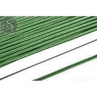 1m grünes Soutache-Band fein 3mm Bild 1