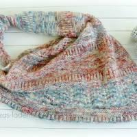 Strickanleitung Lizas Tuch Wintersüße Bild 5