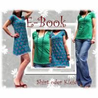 "Ebook ""Shirt oder Kleid""!"