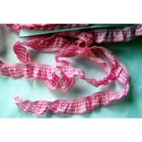 Vichyrüsche rosa Bild 1