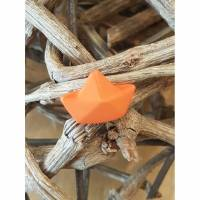 Knopf Faltboot orange Bild 1