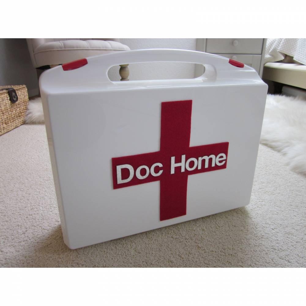 Hausapotheke  Koffer  Doc HOME Bild 1