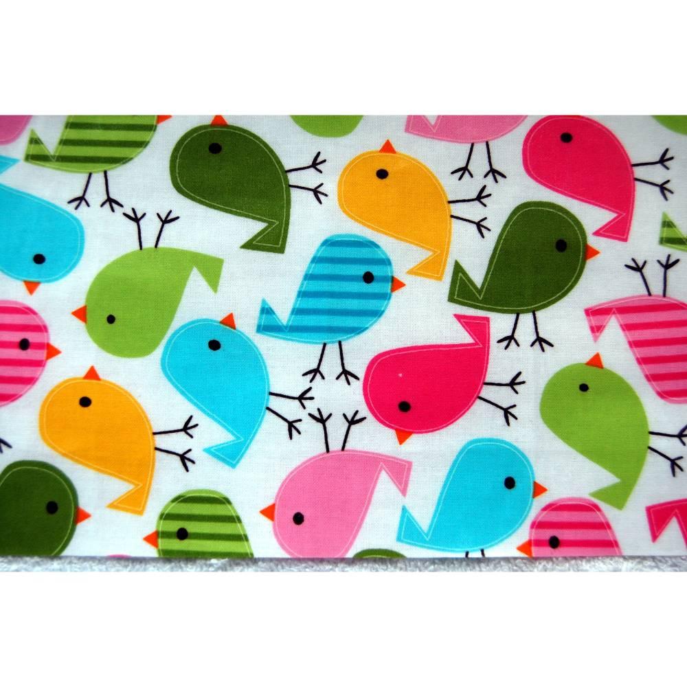 """beschichtete Baumwolle """"Birdie"""" Bild 1"""